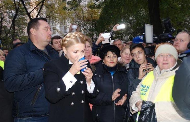 Каплін розповів, чим ризикує Юлія Тимошенко, п