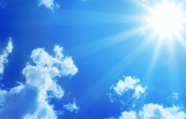 Поточний рік у Києві входить до трійки найтепліших з 1881 року