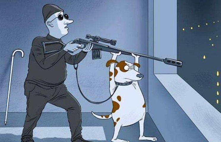 Чому Шокін не боїться куль снайперів