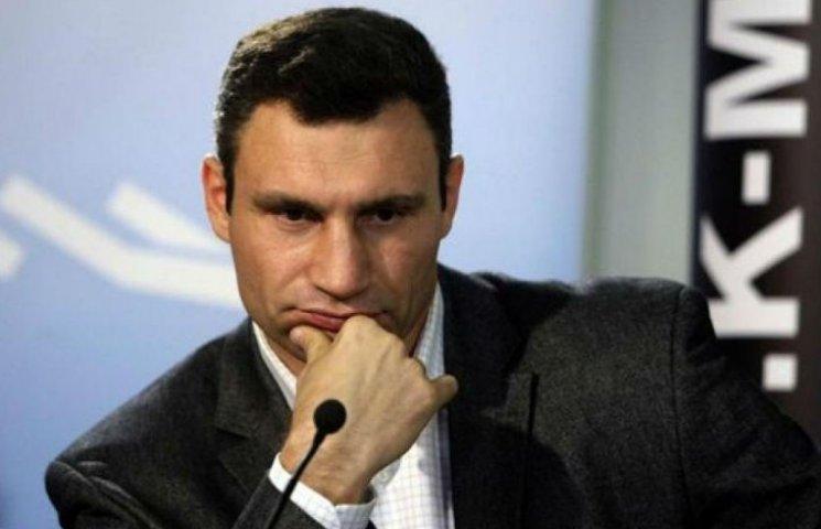 Мер Кличко не піде на дебати з Березою