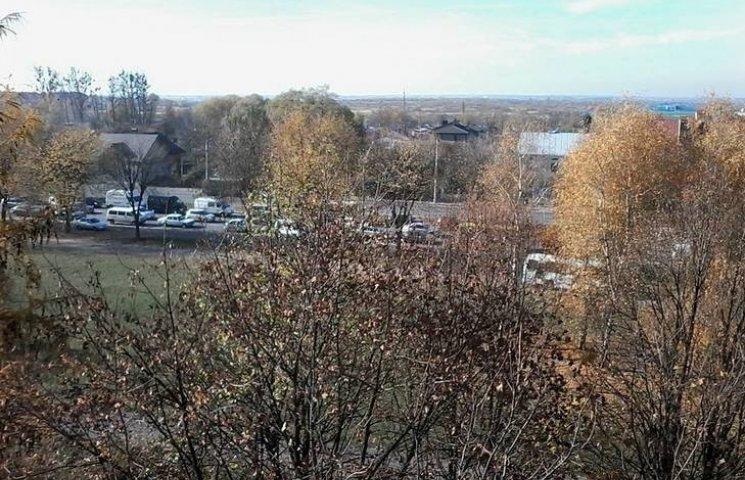 Футбольні уболівальники знову перекрили рух транспорту у Львові