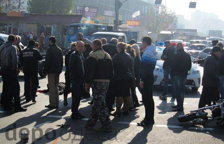 На селищі Котовського в Одесі сталася чергова аварія
