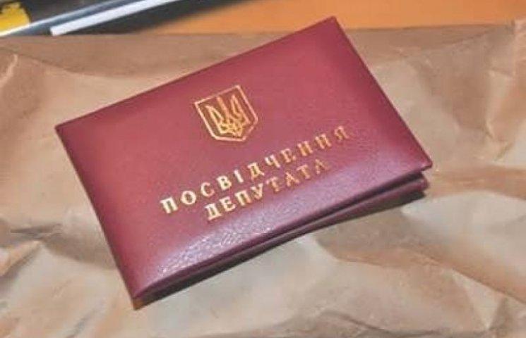 В Одесі зареєстрували заяви Скорика та Ківалова про відмову від мандатів
