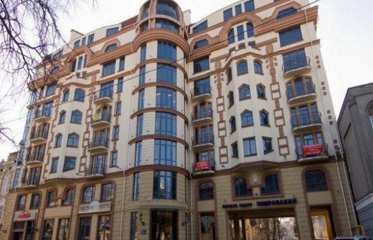 Невідомий в Одесі замінував бізнес-центр