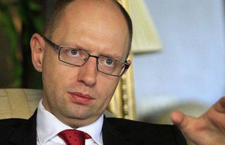 """Яценюка підставили зі """"звільненням"""" Квіта"""