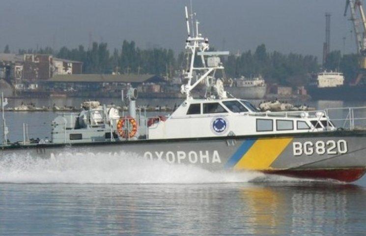 В Одеській області ловлять човни, які виходять у море без дозволу