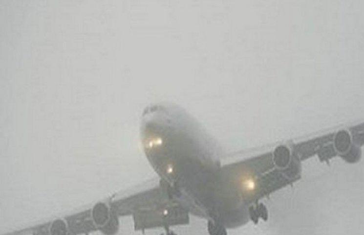 Тумани в Одесі та Кишиневі затримують рейси літкаів