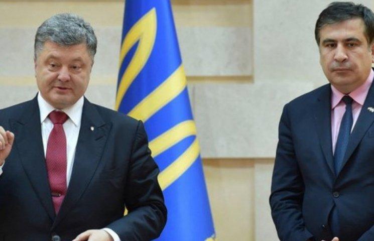 Російські ЗМІ вже пророкують Саакашвілі прем