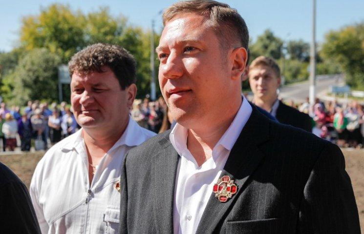 Руслан Сольвар: Под Киевом к власти пришла партия дерибанщиков земли
