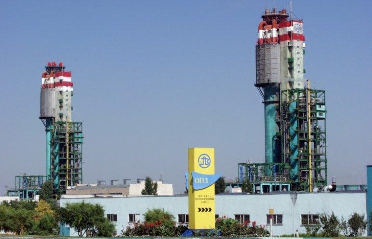 Утилізувати викиди Одеського припортового заводу будуть бельгійці