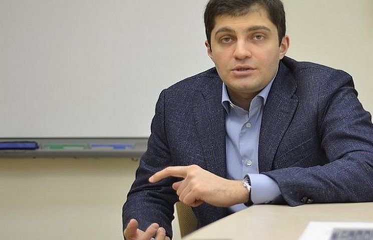 Сакварелідзе заявив про підозру Ардзінбу в скоєнні злочинів проти України та Одещини зокрема