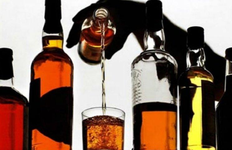 У Києві можуть ввести часткову заборону на продаж алкоголю