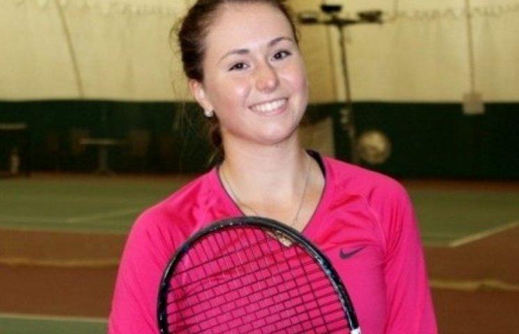 Одеська тенісистка здобула перемогу в Іспанії