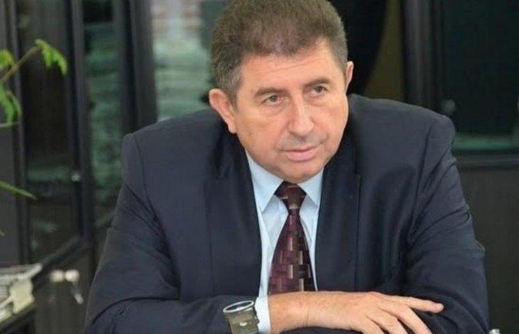 Олександр Удовіченко відмовився від крісла депутата міської ради