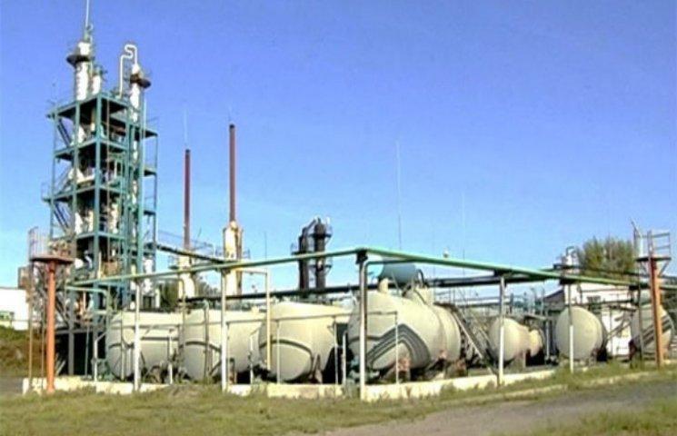 Майже рік на Полтавщині працював незаконний нафтопереробний завод