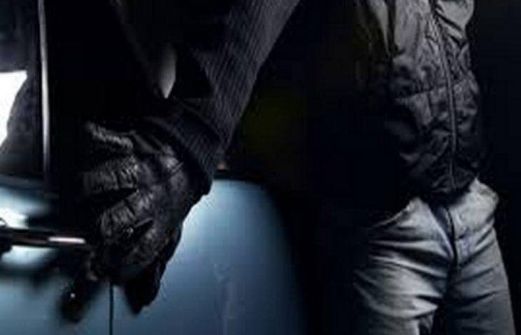 В Одесі правоохоронці затримали автокрадія з Криму
