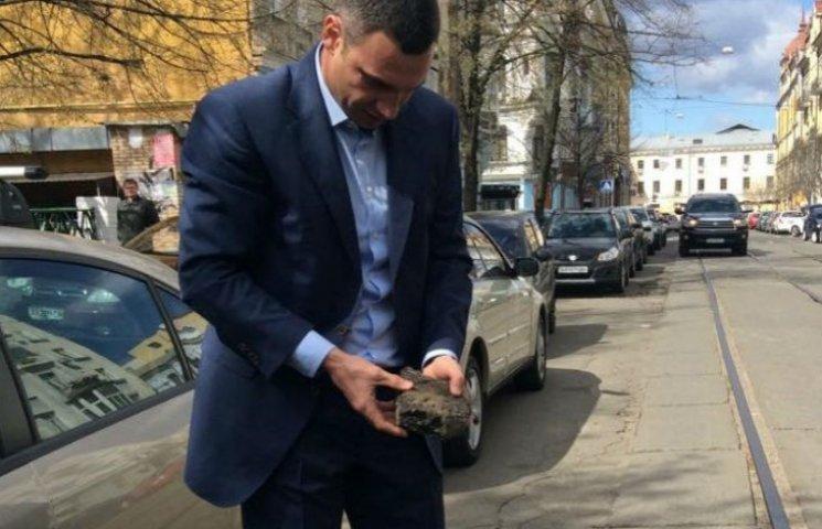 Звідки Кличко взяв мільярд на міфічний ремонт доріг