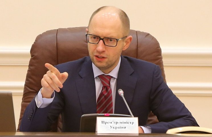 """Яценюк решил """"замазать"""" Порошенко газовой рентой Тимошенко"""