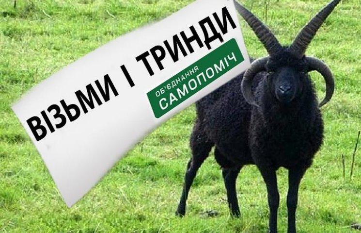"""Львовский рагуль победил в """"Самопомочи"""" либерала"""