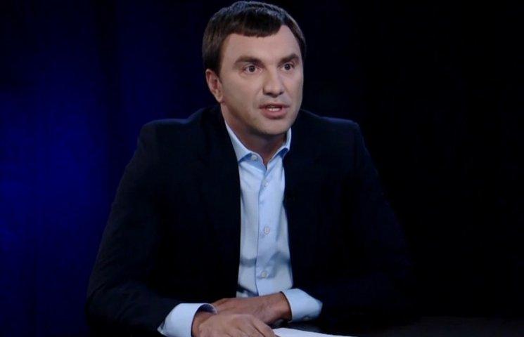 Депутат від Яценюка подав до суду на Саакашвілі