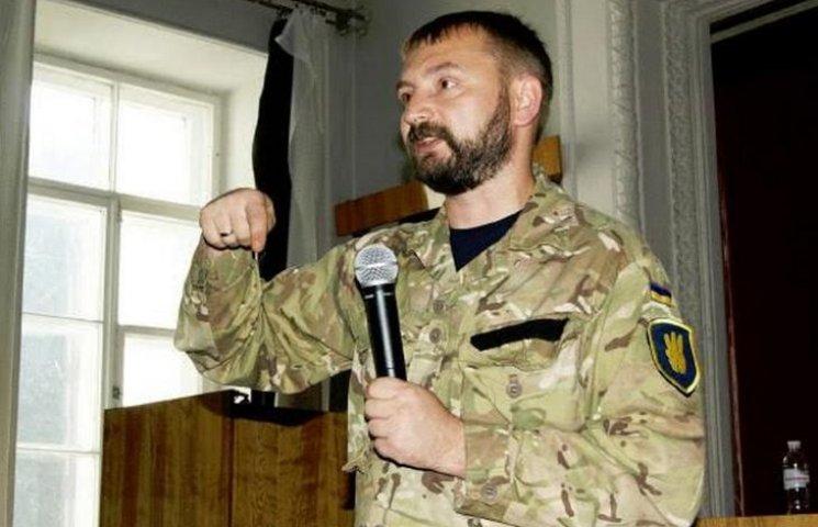 Полтавського свободівця викликали на допит у справі 31 серпня