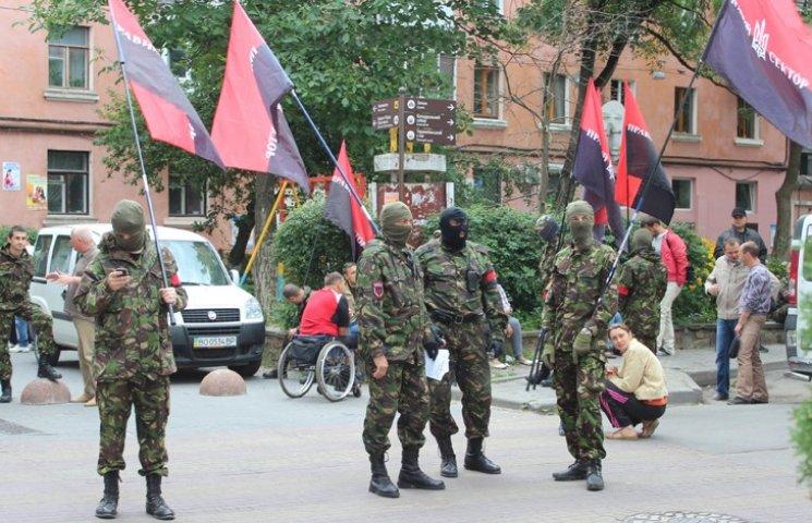 Чи створить Ярош штурмові загони в УКРОПі