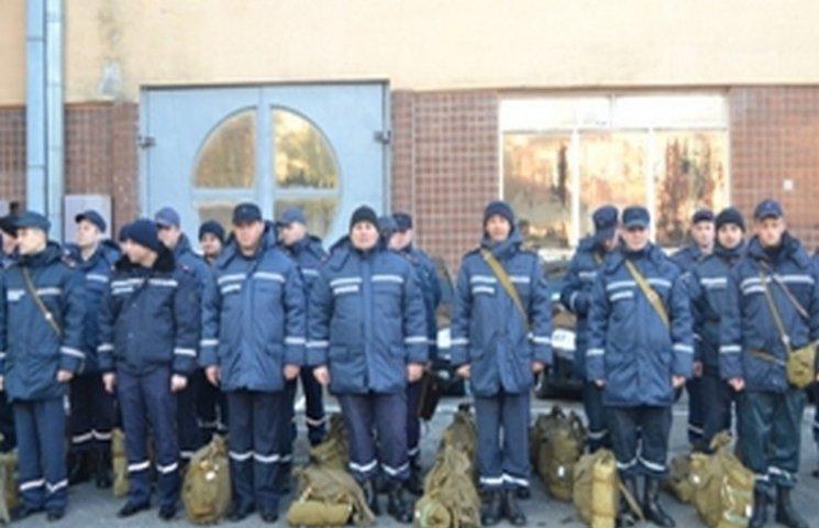 Одеські рятувальники готові до зимового періоду