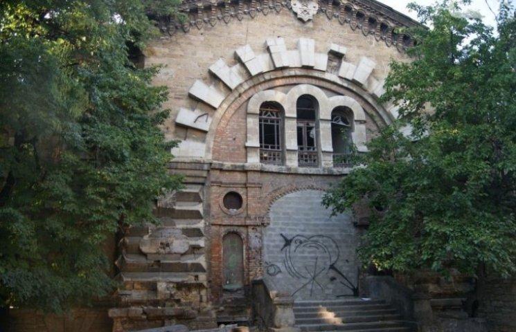 """Реставрацію """"масонського дому"""" Одеси затягують чиновники"""