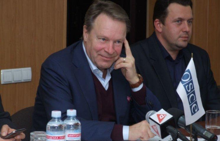 В ОБСЄ досі не розуміють, чому Україна не контролює російські гумконвої