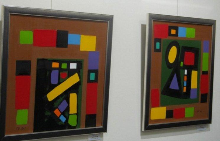 У Полтаві відкрили виставку полотен зображених російськими фарбами