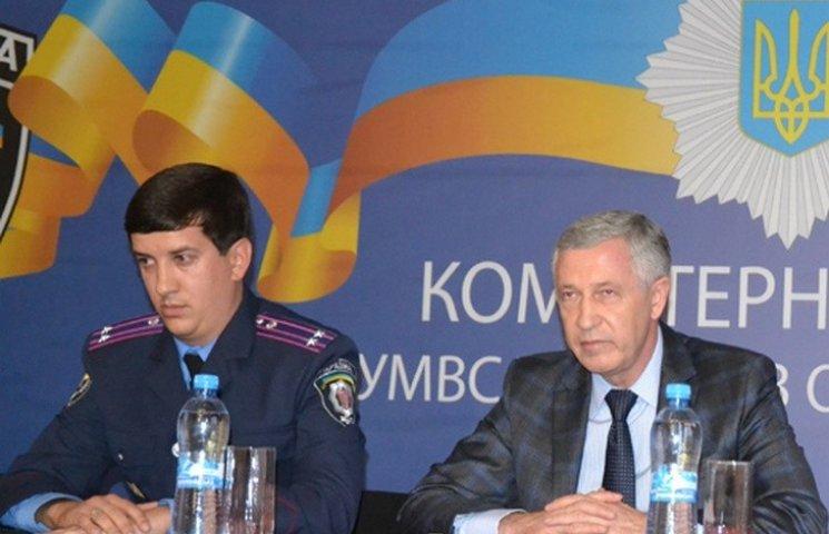 На Одещині у двох районах представили нових керівників поліції
