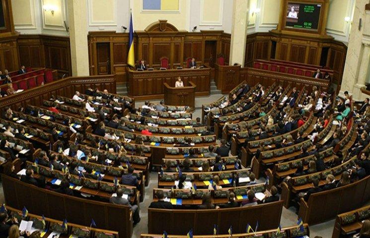 Двоє одеських нардепів потрапили в антирейтинг Верховної Ради