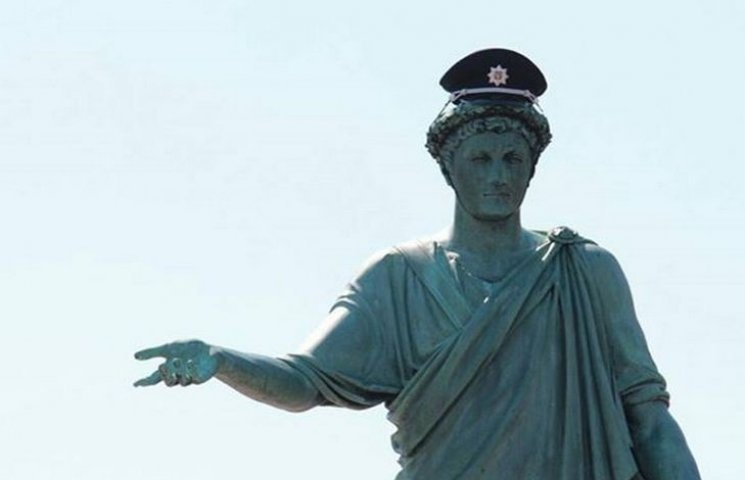 В Одесі поліцейського підозрюють у вбивстві людини