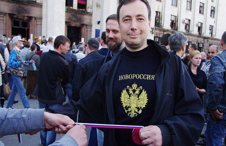СБУ підозрює Чмиря в організації вибуху під будівлею свого відомства в Одесі