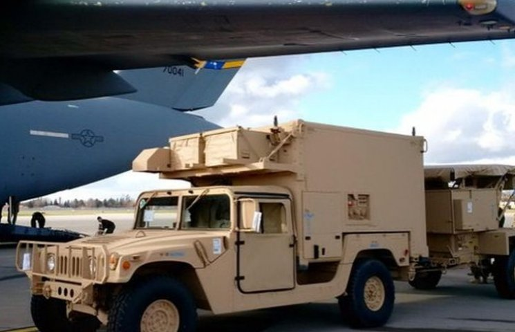 Пайетт: В Украину прибыли американские контрбатарейные радары