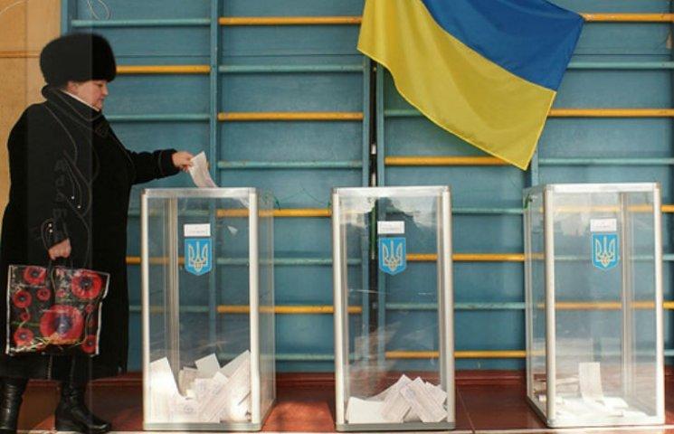 Мера Києва сьогодні обиратимуть на 1089 виборчих дільницях