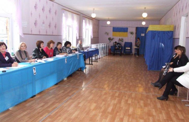 Явка виборців на ранок у столицях Донбасу: і тільки мертві з косами стоять (ФОТО)