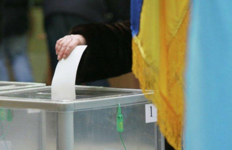 Явка на виборах у Києві становить лише 15,83%