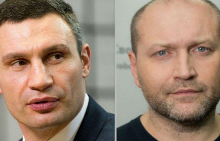 Екзит-пол від КМІС: Кличко набирає 65%, Береза - 35%