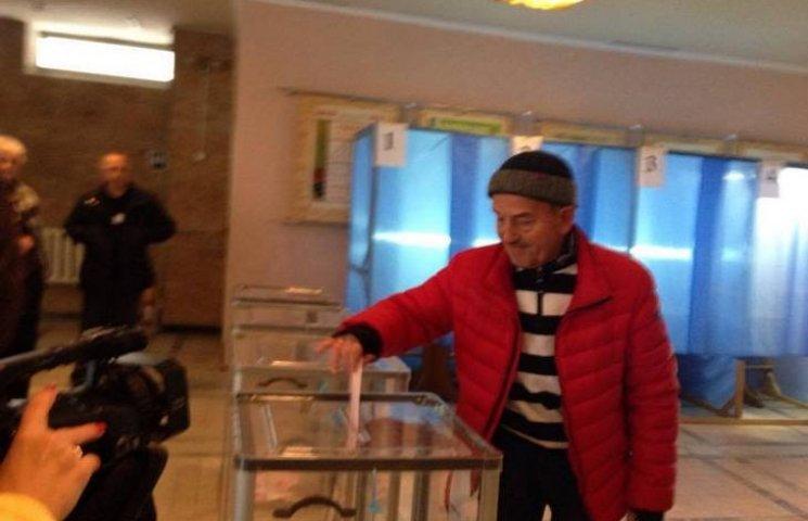 Явка избирателей в Хмельницком составила…