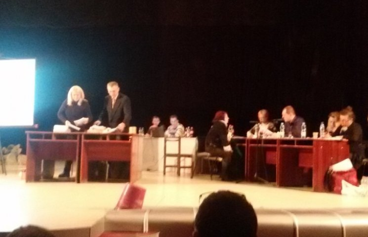 В Ужгороді оголосили офіційні результати голосування