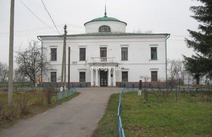 На Полтавщині валиться маєток, де відпочивав Шевченко