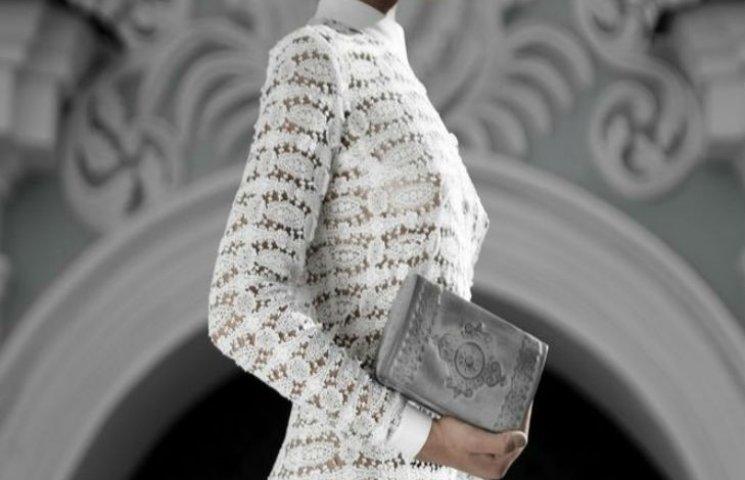 """Український дизайнер представив колекцію сумок у """"стилі бароко"""""""