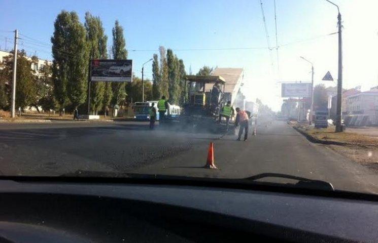 Полтавські чиновники розповіли, які дороги ремонтуватимуть в області