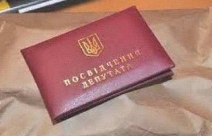 В Кривом Роге новоизбранные депутаты сда…