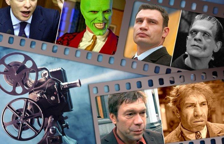 Политики и кино, или Кто на самом деле сыграл чудовище Франкенштейна