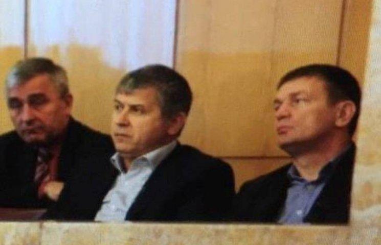 Застукали: Як Ланьо та Горват в Ужгороді разом спостерігали за сесією