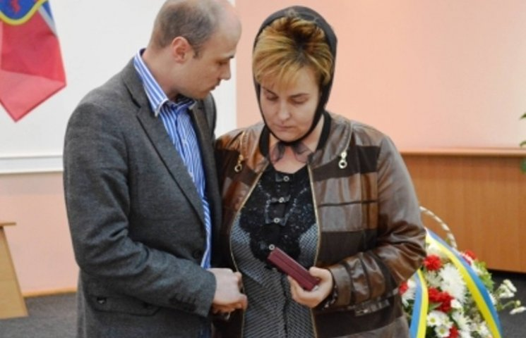 """Закарпатського """"кіборга"""" нагородили посмертно орденом за мужність"""