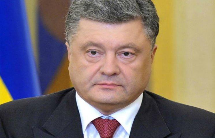 Порошенко обратился к украинцам по случаю Дня Достоинства и Свободы