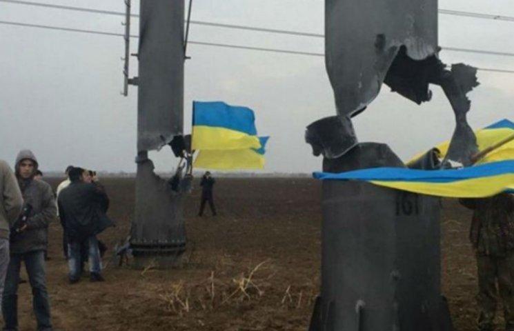Энергетическая блокада Крыма: теракты, теракты и еще раз теракты